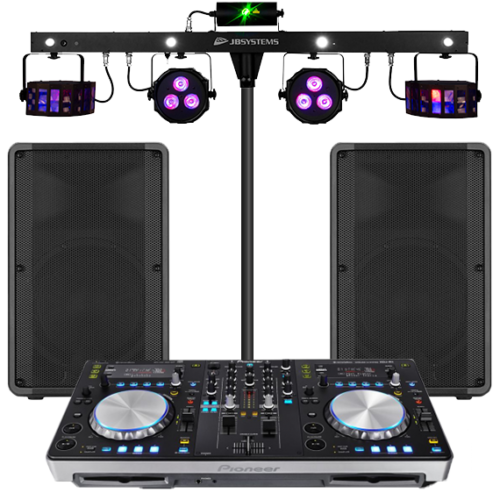 DJ House Party Sound System Hire 1