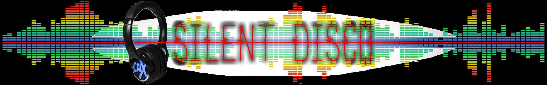 Silent Disco Equipment Hire | Banner | CAL-X Rentals