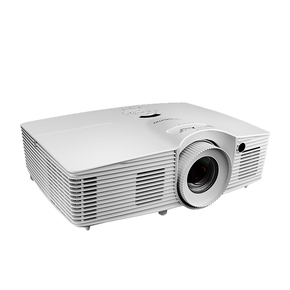 Optoma WU416 projector hire from Cam-A-Lot Rentals