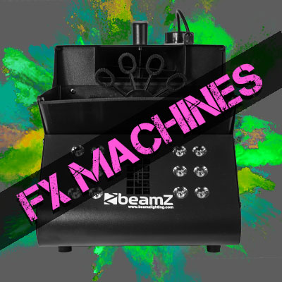 CAL-X FX Machines product category icon