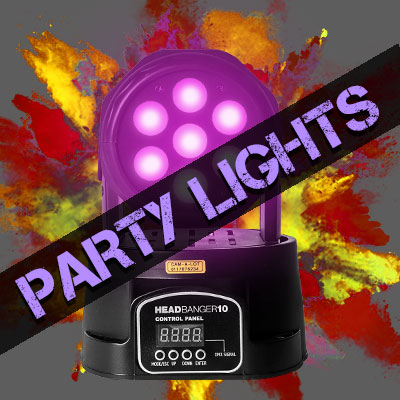 CAL-X Part Lights product category icon