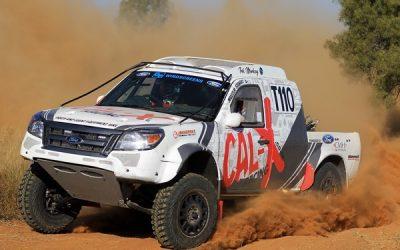 Sannieshof Race Photos of CAL-X in Action