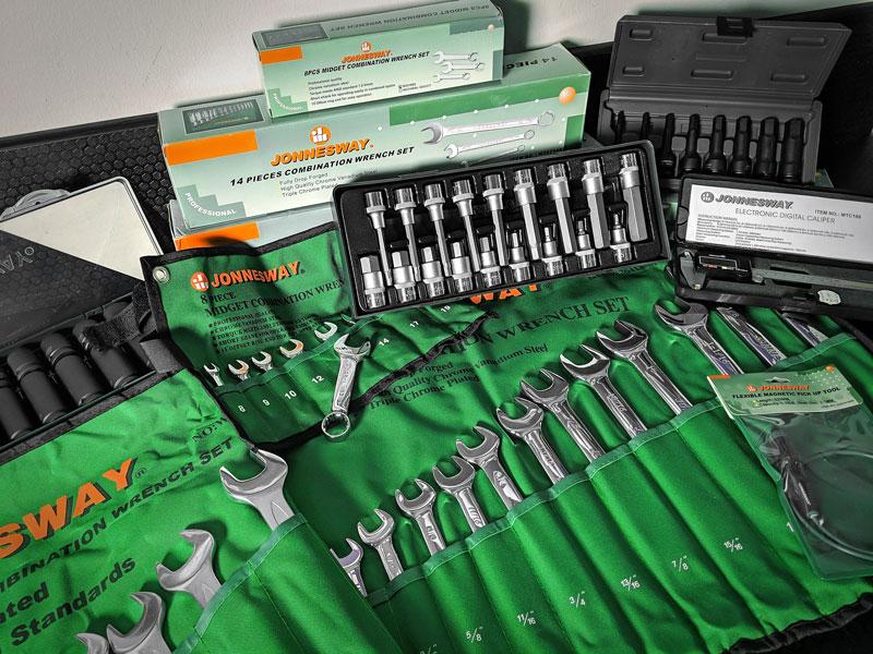 Jonnesway Professional Tools 2
