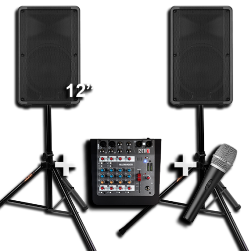 PA System Hire 1