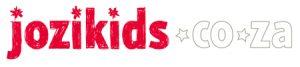 Jozikids logo in red