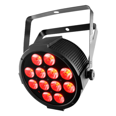 Moving Head Colour Wash LED Disco Light Hire 3
