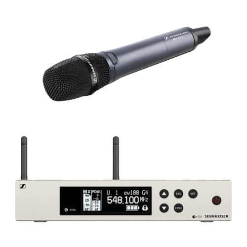 Cordless Microphone Hire 1